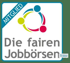 Mitglied bei Die fairen Jobbörsen
